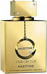 Club De Nuit Milestone For Women, Eau De Parfum For Her 105ml By Armaf From The House Of Sterling