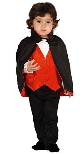 Baby Dracula Kostüm für Jungen Gr. 86/92, (Baby Dracula Für Kostüm)