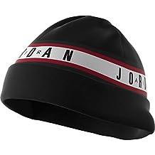 Jordan Gorro (Beanie) Air Cuffed Negro OSFA (Talla única para Todos ... 44265124d92