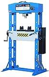 Pro-Lift-Werkzeuge Hydraulik-Presse 50 t Werkstatt Pneumatikantrieb Handpumpe und Fußpumpe