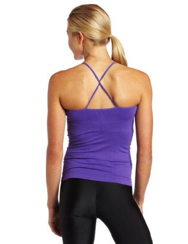 New Balance Women's Performance Camisole, Purple, Large Purple