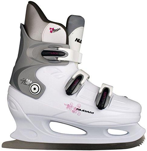 Nijdam Damen Schlittschuhe Eiskunstlauf