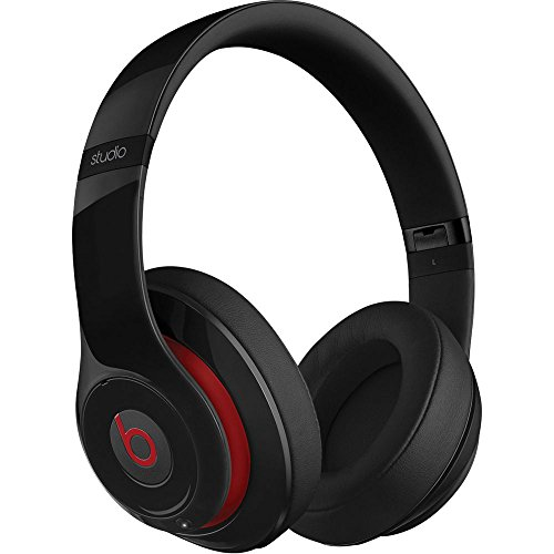 Beats by Dr. DreStudio 2.0 Wireless Over-Ear Headphones - Gloss Black (Certified Refurbished)