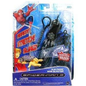 Basic Blaster - Spider-Man Basic Electronic Web Blaster