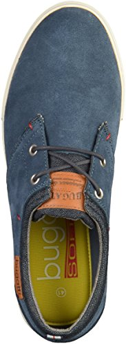 bugatti Herren K48033 Low-Top Blau(Navy)