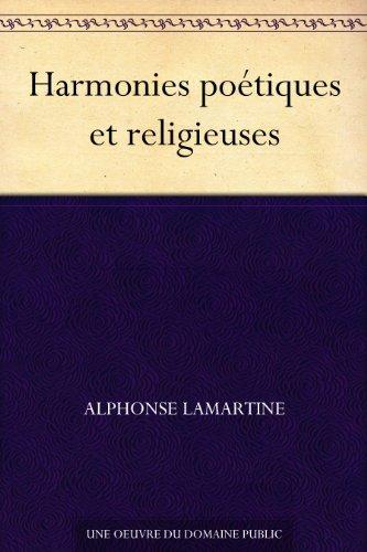 Couverture du livre Harmonies poétiques et religieuses