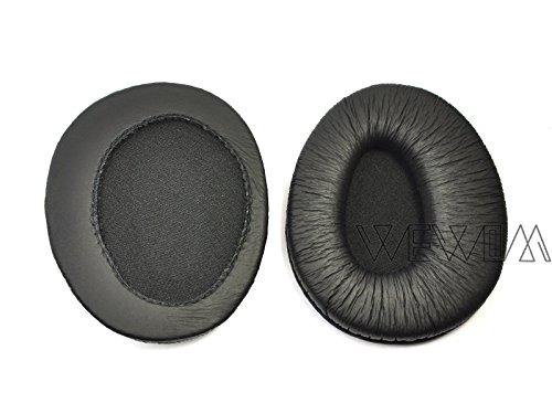 WEWOM 2 Hochwertige Ersatz Ohrpolster für Sony MDR-V900 MDR-V600 MDR-7509 Hifi Kopfhörer - 3