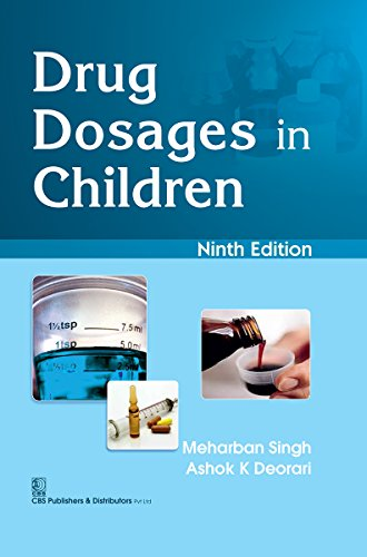 Meharban Singh Pediatrics Drug Dosage Pdf