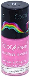 Color Fever Absolute Matt Nail lacquer - Matt Medium Pink. 0.30 Ounce