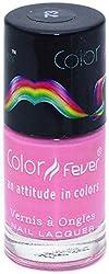 Color Fever Absolute Matt Nail lacquer - Matt Medium Pink. 0.30 Ounce