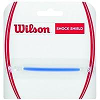 Wilson Vibrationsdämpfer für Tennisschläger, Shock Shield, blau, WRZ537900
