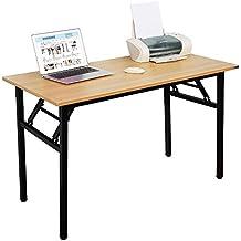 Need Tavoli Pieghevole 140x60cm Scrivanie Studio Tavoli Ufficio Postazioni di