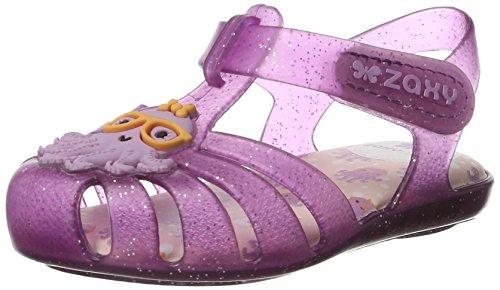 Zaxy Zaxy Nina Fundo Do Mar Sandal Baby, Sandales  Bout ouvert fille Mehrfarbig (glitter Purple)