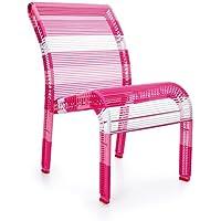 Preisvergleich für SCRATCH 6182309 - Stuhl, 42 x 30 x 53 cm, rosa