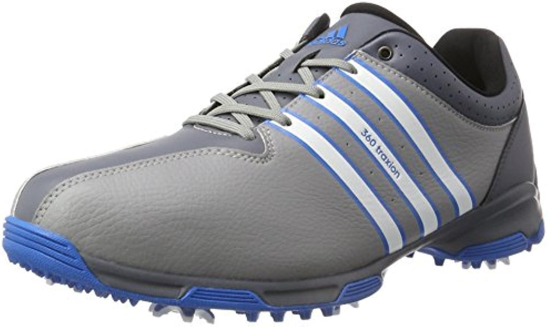 Adidas Traxion WD - Zapatos de Golf para Hombre