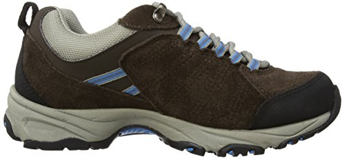 Timberland Translite FTP_Tilton Leather WP Low Damen Trekking - & Wanderhalbschuhe Braun (Dark Brown)