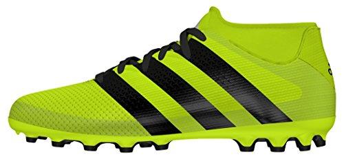 adidas Jungen Ace 16.3 Primemesh AG J Fußballschuhe, Gelb (Amasol/Negbas/Plamet), 38 2/3 EU - Adidas Ball Neon Fußball