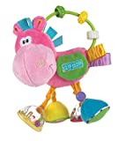 Playgro 40143 - Pferd Klipp Klapp, pink/bunt