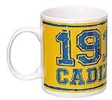 C Y P Cadiz CF Taza de Ceramica, 0, 0 Inches