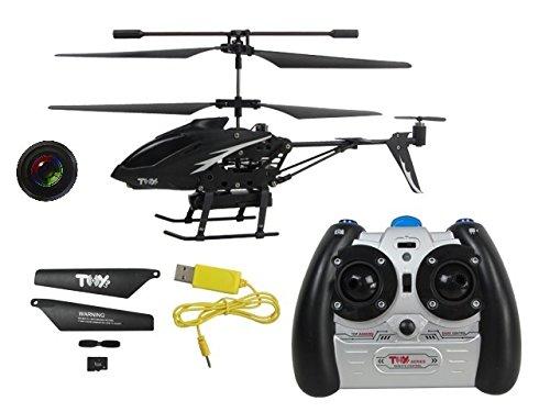 s-idee 01125 | L6029 2,4 GHz 3,5 Kanal Heli mit Kamera und Foto Spycam RC ferngesteuerter Hubschrauber/Helikopter/Heli mit GYROSCOPE-TECHNIK!!! für INNEN und AUSSEN brandneu mit eingebautem GYRO und KAMERA! FLUGFERTIG!