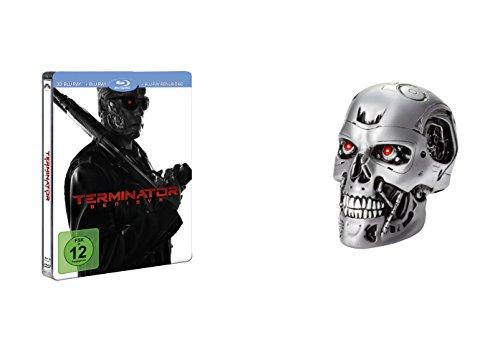 Bild von Terminator: Genisys Skull & 3D Steelbook (+Blu-ray) (exklusiv bei Amazon.de) [Limited Edition]