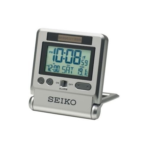 LCD Travel Alarm Clock 224965955