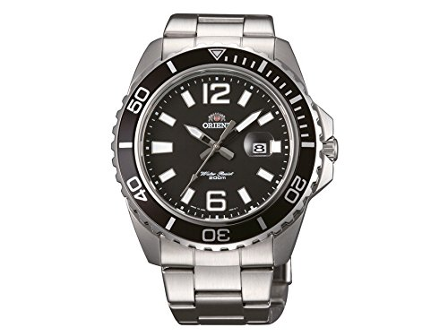 ORIENT Mod. QUARTZ DIVING 42mm. 200mt. BLACK DIAL