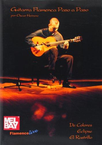 Guitarra Flamenco Paso A Paso: de Colores Eclipse el Rastrillo