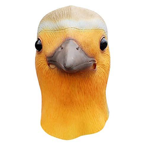 BESTOYARD Pest Maske Latex für Weihnachten Ostern Cosplay -