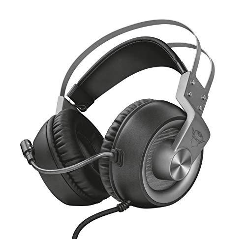 Trust GXT 4374 Ruptor Gaming Headset/Kopfhörer (für PC/Laptop, PS4, Xbox One und Nintento Switch) schwarz