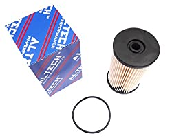 ALTECH Hi-Performance Diesel Filter For Skoda Laura (Type-1 / 2005 To 2009 Model)