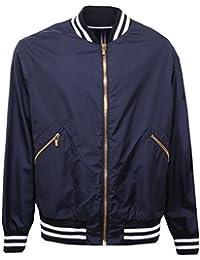 MONCLER B4260 Giubbotto uomo GAMME Bleu BLU Giacca Jacket Men