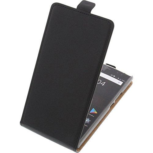 foto-kontor Tasche für Oukitel K3 Flipstyle Schutz Hülle Handytasche schwarz