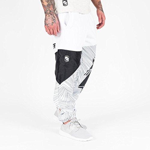 Amstaff -  Pantaloni sportivi  - Uomo Bianco