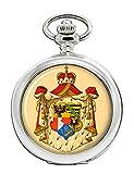 Liechtenstein Full Hunter reloj de bolsillo