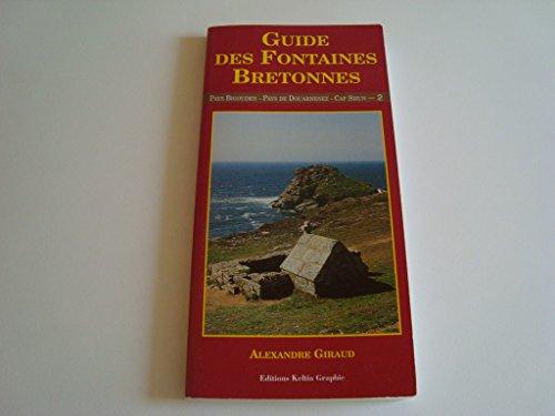 Guide des fontaines bretonnes