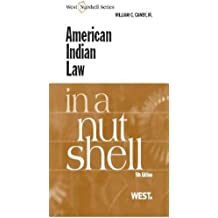 Canby's American Indian Law in a Nutshell, 5th