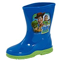 Toy Story Boys Wellington Boots Buzz Rex Woody