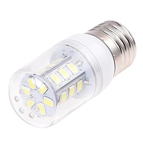 SODIAL(R)E27 3W 18 LEDs SMD5630 Lamp de mais/ Ampoule/lumiere AC220-240V 270LM blanc