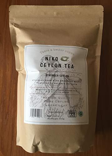 Ceylon Broken Orange Pekoe Tea - Stronger Ceylon(500g Catering Pack)