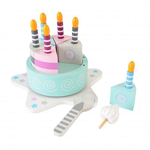 """Spieluhr """"Geburtstagstorte"""" Geburtstag Happy Birthday Geburtstagsgeschenk Kinder Musikuhr"""