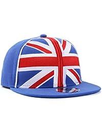 Union Jack/Grande Bretagne Casquette de Baseball Réglable (Snapback)