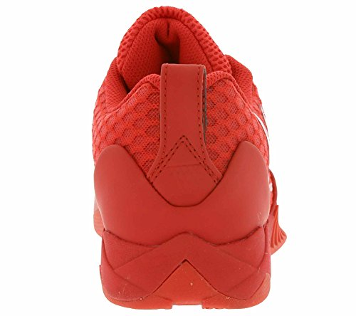 K1X paradoxum Hommes Sneaker Rouge 161-0102 / 6630 X - Red (Rot)