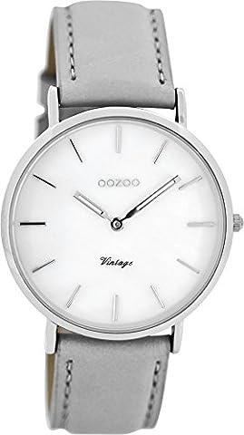 Oozoo Damen-Armbanduhr C8120
