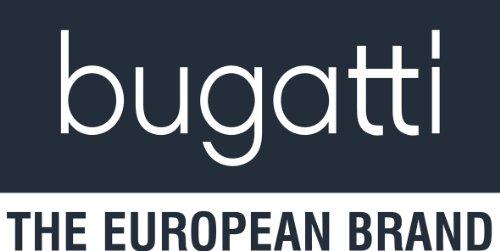 bugatti® - moderne Herren Badeshort in schwarz, mint, orange oder marine mit Streifen Grün