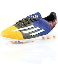 Adidas F10 FG Messi Bota de Fútbol Junior
