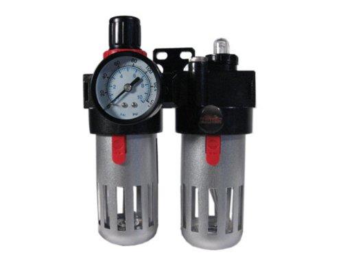 Mauk 302  Druckluft Wartungseinheit (Wasserabscheider + Nebler)