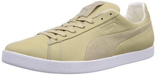 Puma Modern Court Lo Lthr Herren Sneakers Grün (Khaki 04)