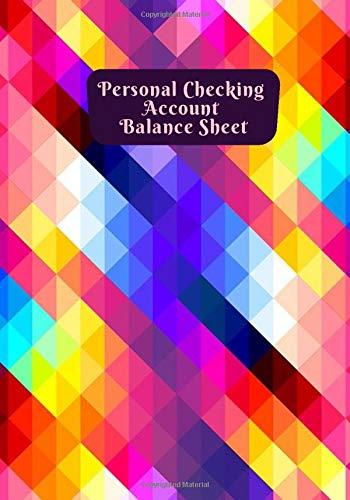 Personal Checking Account Balanc...