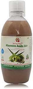 Jeevan Ras Aloevera Amla Herbal Juice (500 ml)